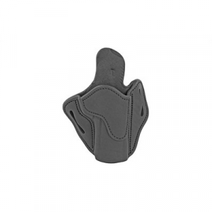 1791 Optic Ready Belt Holster RH Fits Walther PPQ, Black Leather - OR-BH2.4-SBL-R