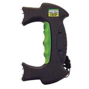 PS Products Double Trouble ZAP Stun Gun, Black - ZAPDT