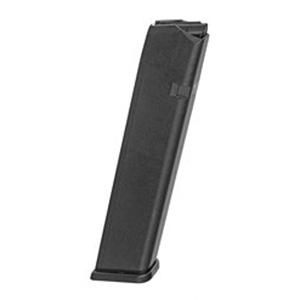 ProMag Glock 17/19/26 9mm Round Magazine, Black -