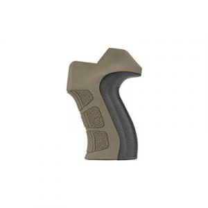 Advanced Technology X2 Recoil Reducing AR-15 Pistol Grip, Flat Dark Earth - A.5.20.2343