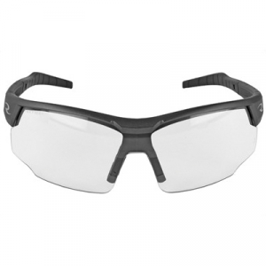 Radians Skybow Ballistic Rated Shooting Glasses With Rubberized Nosepiece, -