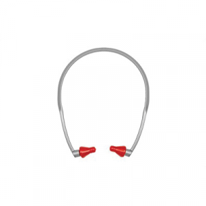 Radians Red Band NRR 23 Ear Plugs, Red - RB1150