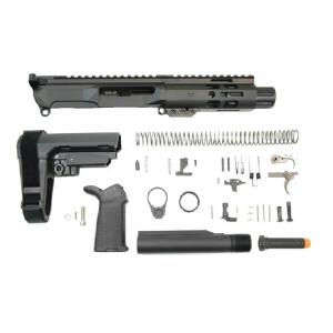 PSA Gen4 9mm 1/10 Nitride Lightweight M-lok Railed MOE EPT Kit