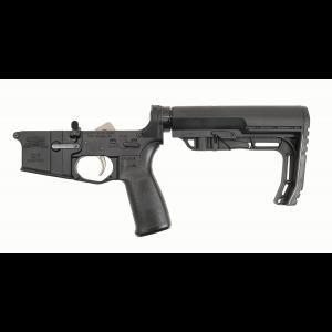 PSA AR15 MFT Minimalist Lower, Black
