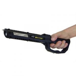 PS Products ZAP Stun Baton w/ Light, Black - ZAPBaton