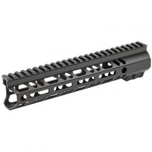2A Armament Builder Series MLOK Handguard For AR15 Rifles, Anodize Black -