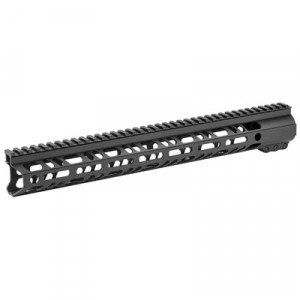 2A Armament Builder Series MLOK Handguard AR15 Rifles, Black Anodize -
