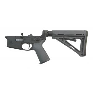 PSA AR-15 Complete MOE Lower, Gray