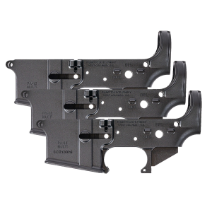 3 Pack of BLEM PSA AR-15 Lowers