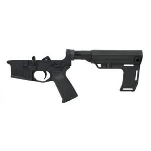 PSA AR-15 Complete Blem MOE MFT Battlelink Lower, Black
