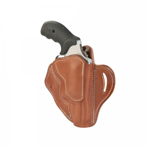 1791 Gunleather RVH3 Right Hand S&W Governor Z-Frame OWB Holster, Brown -