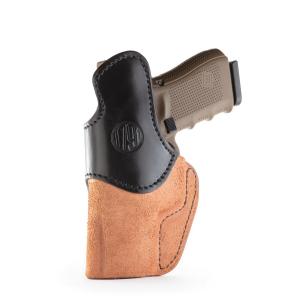 1791 Gunleather RCH Right Hand IWB Rigid Concealment Holster, Black/Brown -