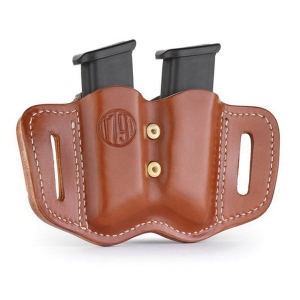 1791 Gunleather MAG F Double Magazine Carrier, -