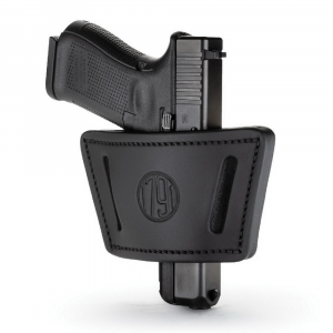 1791 Gunleather UIW MAX Right Hand Frame IWB/OWB Universal Holster, Stealth Black -