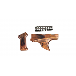 PSA AK Furniture w/ Shark Fin & Cheese Grater w/o Stock