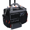 G Outdoors Rolling Range Bag, Large, Smooth Black - 2215RB