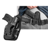 Alien Gear ShapeShift Right Hand Ruger LC9S Appendix Carry IWB Holster, Black - SSAP0771RH
