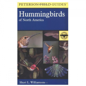 Field Guide To Hummingbirds of North America Peterson