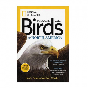 Field Guide To Birds National Geographic