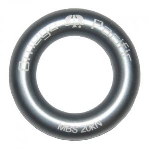 Aluminum Rappel Ring