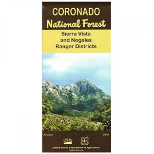 Coronado - Sierra Vista & Nogales Ranger Districts