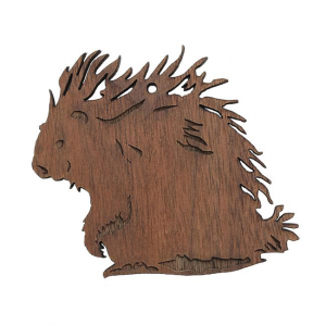 Porcupine Ornament