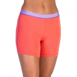 Women's Give-N-Go Sport Mesh Boy Short 4""
