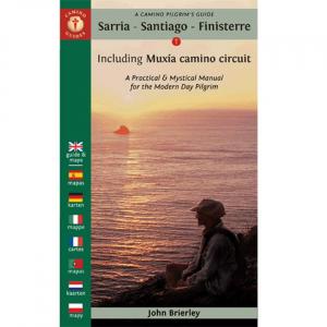 Camino Pilgrim's Guide: Sarria-Santiago-Finisterre