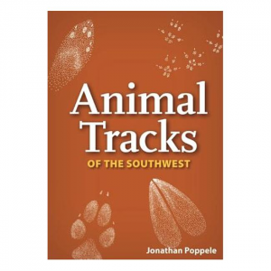 Animal Tracks of the Southwest Playing Cards