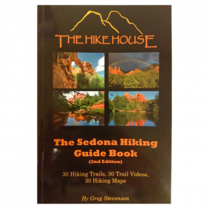 Sedona Hiking Guide Book