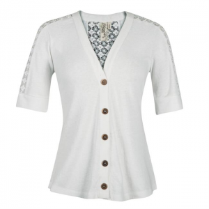 Women's Alina Cardigan Short Sleeve