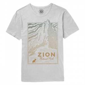 Men's Zion Peak Tee