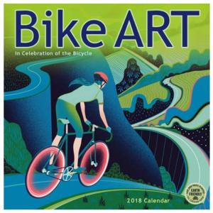 Bike Art Calendar