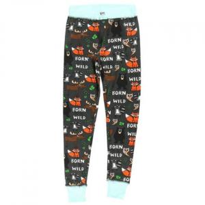 Kids' Born to be Wild Pajama Bottom