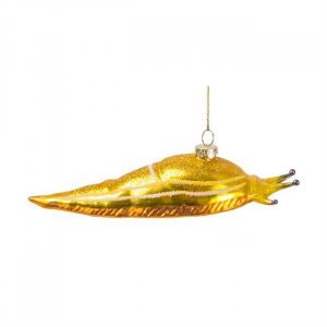 Banana Slug Ornament