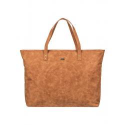 Roxy Set It On Fire Faux Leather Tote Bag - Women's