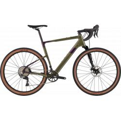 Cannondale Topstone Carbon and Lefty Topstone Bikes - Gravel Bike