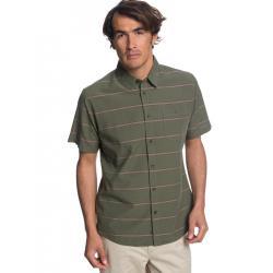 Quiksilver Waterman Last Dawn Short Sleeve Shirt - Men's