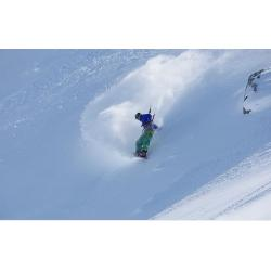 Introduction to Kiteboarding - Snowkiteboarding