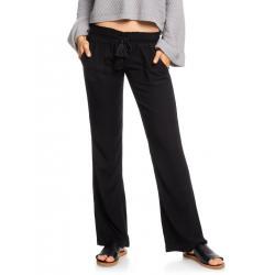 Roxy Oceanside Flared Linen Pants - Women's