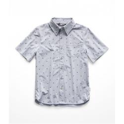The North Face Short Sleeve Pursuit Shirt - Boys'