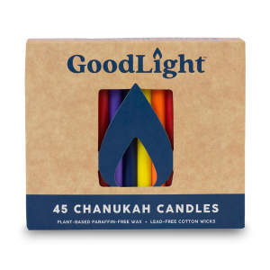 Image of Goodlight Chanukah Candles - Multicolor