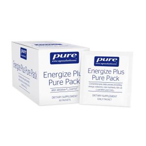 Image of Pure Encapsulations Energize Plus Pure Pack 30 packets