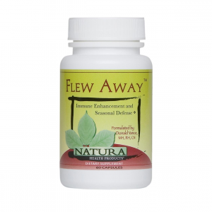 Image of Natura Health Products Flew Away 60 capsules
