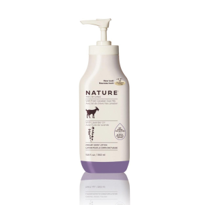 Image of Nature by Canus Creamy Body Lotion - Lavender Oil 11.8oz