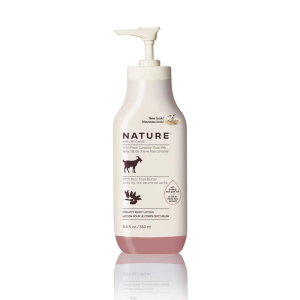 Image of Nature by Canus Creamy Body Lotion - Real Shea Butter 11.8oz