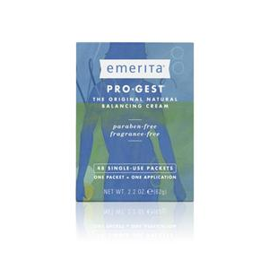 Image of Emerita Pro-Gest Cream Single-Use Packets 48 count