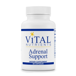 Image of Vital Nutrients Adrenal Support 60 capsules