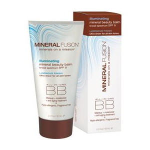 Image of Mineral Fusion Illuminating Beauty Balm SPF 9 2oz