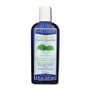 Image of Ecodent Ultimate Daily Rinse - Clean Mint 8oz
